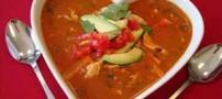 طرز تهیه اولین سوپ پاییزی
