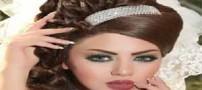 جدیدترین مدل آرایش و گریم عروس (2016)
