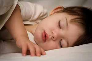 نکته های عجیب در مورد خواب کودکان