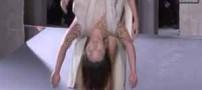 عجیب ترین مدل کوله پشتی به شکل انسان (عکس)