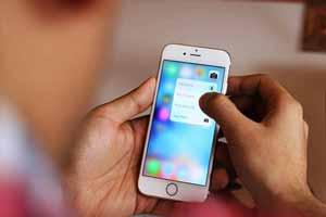 از این گوشی به عنوان ترازو استفاده کنید! (عکس)