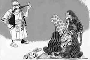 طنز با حال سیر مرد سالاری در ایران