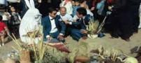 جالب ترین ایده زوج یزدی برای مراسم عقد (عکس)