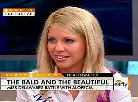 عکس های زیباترین دختر تاس آمریکایی