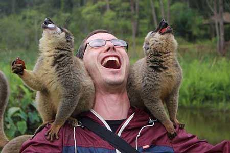 عکس های خیلی خنده دار و بامزه