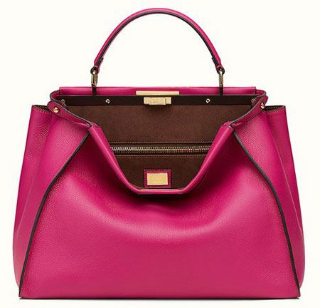 زیباترین کلکسیون کیف های زنانه برند فندی