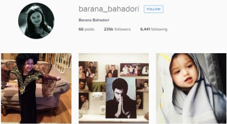 3 کودک معروف ایرانی در شبکه های اجتماعی + عکس