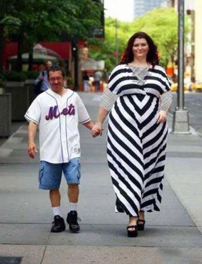 هیکلی ترین زن جهان پیدا شد ! (عکس)