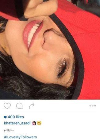 عکس های داغ و جدید چهره ها در اینستاگرام