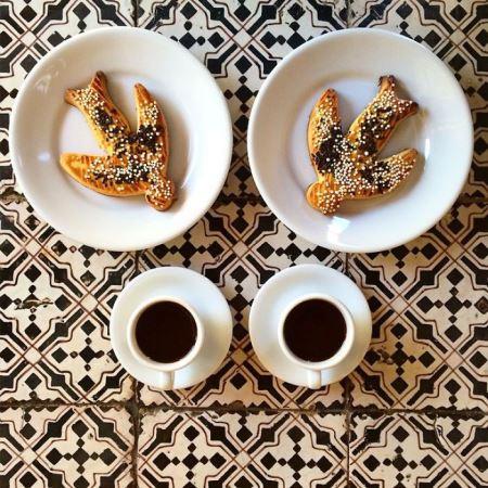 عکس هایی از خلاقیت های خارق العاده در صبحانه