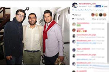 پست های زیبا و خواندنی بازیگران در اینستاگرام (عکس)
