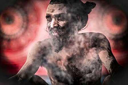 راهبانی که آدم می خورند + عکس