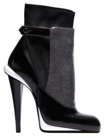 جدیدترین مدل کفش های پاییزی زنانه D & G