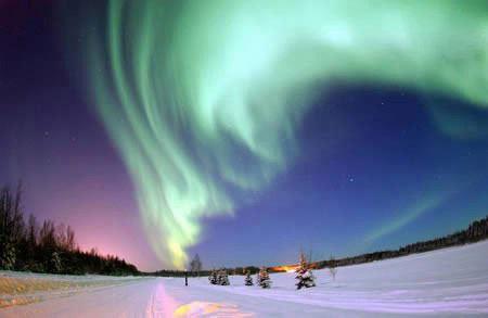 زیباترین پدیده های طبیعی دنیا + عکس و توضیحات