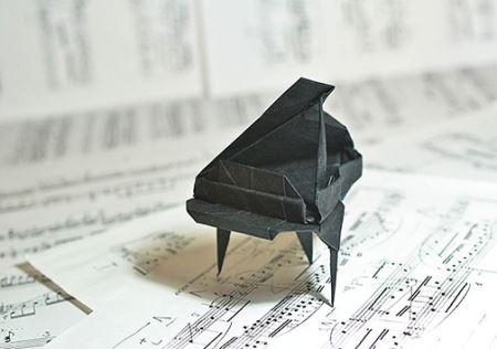 عکس های زیباترین اوریگامی های دنیا