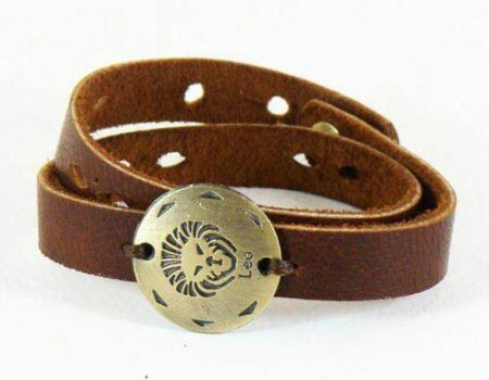 جدیدترین مدل های دستبند چرمی 2015