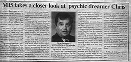 مردی که تمام خوابهایش درباره دنیا تعبیر می شود! + عکس