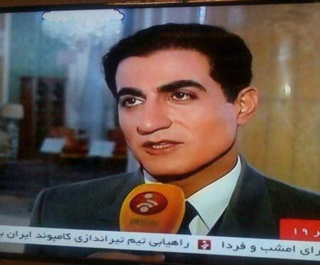 گفتگوی جالب محمد رضا شاه با شبکه خبر ایران (عکس)