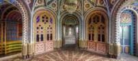 عکس های شگفت انگیز یک قصر در فلورانس