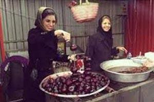 دختران لبو فروش در تهران ! + عکس