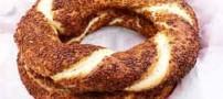 طرز تهیه نان سیمیت در خانه