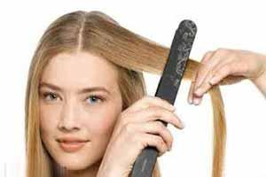 عوارض اتو و صاف کردن مو