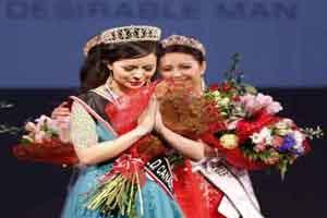 دردسر تازه ملکه زیبایی کانادا توسط چین + عکس