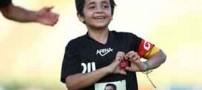 درخواست دردناک هانی نوروزی از پدر مرحومش + عکس