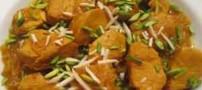 طرز تهیه خورش پرتقال یک غذای شمالی