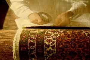 تاریخچه جالب فرش ایرانی