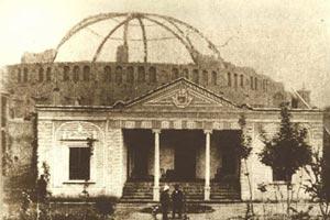 تاریخچه جالب قدیمی ترین تکیه تهران