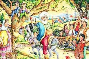 حکایت جالب و خواندنی درخت بی مرگی