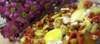 طرز تهیه كدوبره از غذاهای مازندرانی