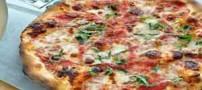 طرز تهیه پیتزای مارگاریتا