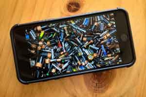 حداکثر کردن توان باتری آیفون با روشی ساده
