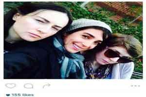 عکس های جدید چهره های جذاب در فضای مجازی