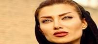 عکس های سپیده آتشین مدل جذاب ایرانی