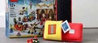 مدل جالب دمپایی برای رهایی از درد 66 ساله لگو ! عکس