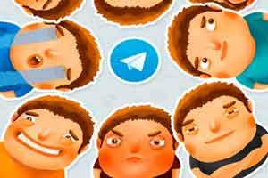 اس ام اس های خنده دار و جدید تلگرام