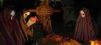 عکس های دیدنی جشن مردگان