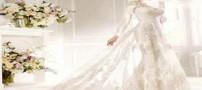 زیباترین مدل لباس های عروس 2016