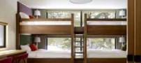 طراحی جدید و زیبای مدل تختخواب دو طبقه