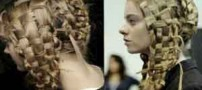 جدیدترین مدل موهای بافت دخترانه