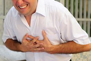 احتمال سکته قلبی مردان با مشاهده سوسک