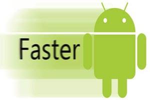 آموزش تصویری بالا بردن سرعت گوشی