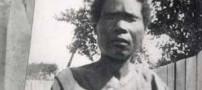زن زشتی که یک زامبی واقعی است (عکس)