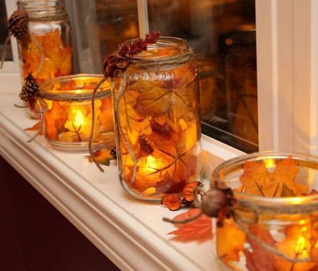 چیدمان گرم خانه در فصل سرد پاییز و زمستان (عکس)