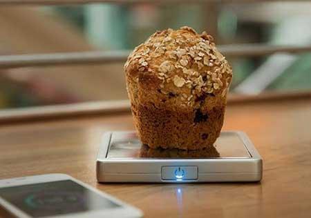نسل جدید ریز ترازوهای قابلحمل برای وزن کردن غذا (عکس)