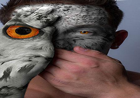 جلوگیری از به قفس انداختن حیوانات با سبکی هنرمندانه (عکس)