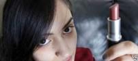 آرایش غلیظ زهرا دختر 15 ساله راننده اتوبوس را فریب داد (عکس)